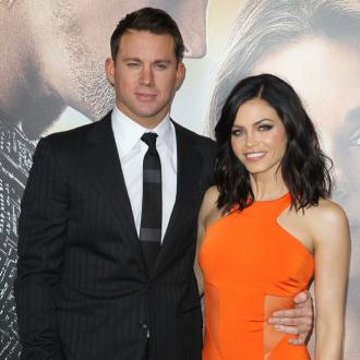 Channing Tatum Strips For Wife