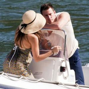 Channing Tatum Is 'Perfect Co-star'