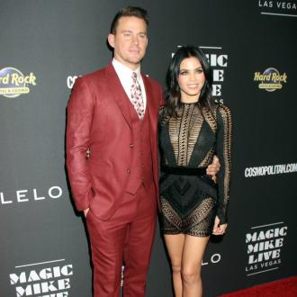 Jenna Dewan's Awkward Meeting With Channing Tatum
