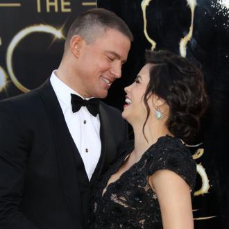 Channing Tatum And Jenna Dewan-tatum Welcome First Child