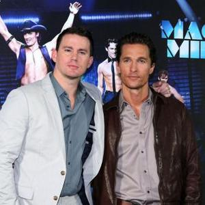 Channing Tatum To Direct Magic Mike 2?