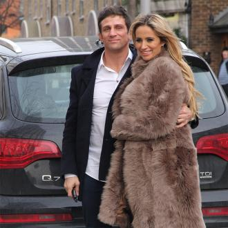 Chantelle Houghton And Alex Reid Call A Truce