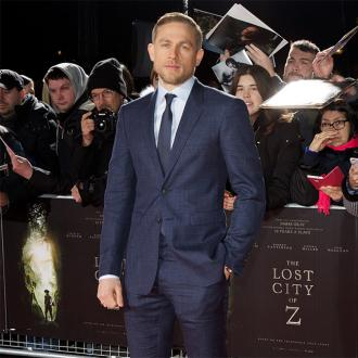 Charlie Hunnam's Panicked Preparation