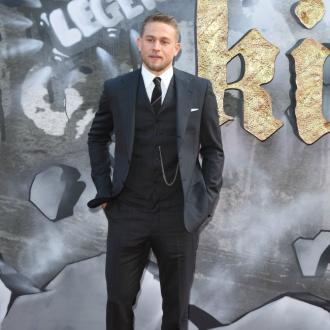 Charlie Hunnam's childhood self would be pleased with King Arthur role