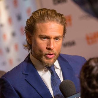 Charlie Hunnam hasn't seen Pacific Rim: Uprising despite starring in the first film