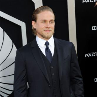 Charlie Hunnam Is Feeling Upbeat