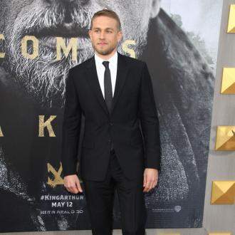 Charlie Hunnam does one thousand push-ups a day