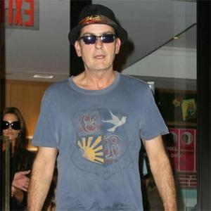Charlie Sheen's Home Raided By Police