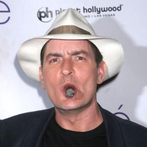 Charlie Sheen Hopes Ashton Does Well