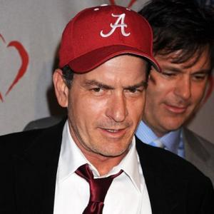 Charlie Sheen Calls For Men To End