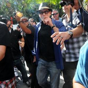 Charlie Sheen Smokes His Own Brand Of Marijuana