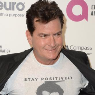 Charlie Sheen on vegan diet