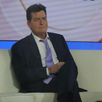Charlie Sheen wants confidentiality from visitors