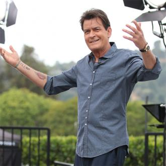 Charlie Sheen Can't Afford Child Support