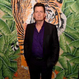 Charlie Sheen got sober to be a better parent