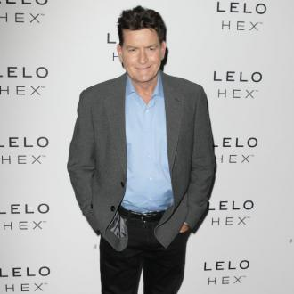 Charlie Sheen selling Major League memorabilia