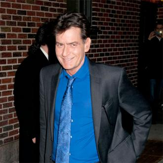 Charlie Sheen praised by co-star