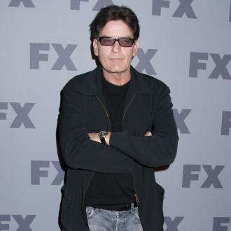 Charlie Sheen and Selma Blair at war on Anger Management