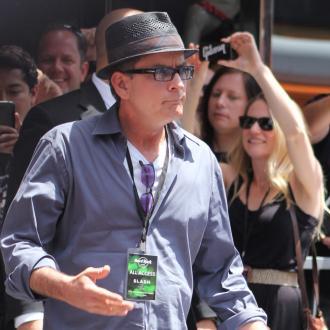 Charlie Sheen Slams 'Weirdo' Ex-wife