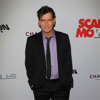 Charlie Sheen hospitalised with food poisonin