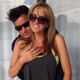 Charlie Sheen Marries Brett Rossi?