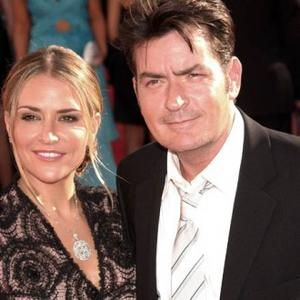 Charlie Sheen Offers Support To Brooke