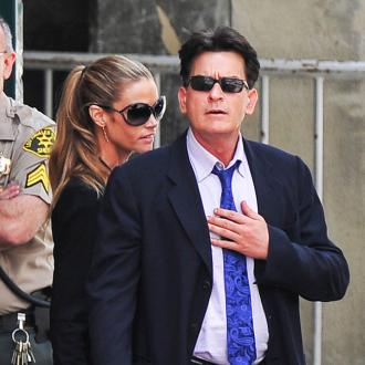 Charlie Sheen Won't See Kids For Christmas