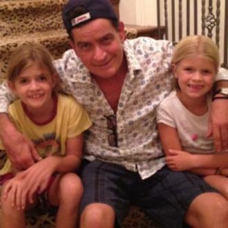 Charlie Sheen Has Perfect Birthday