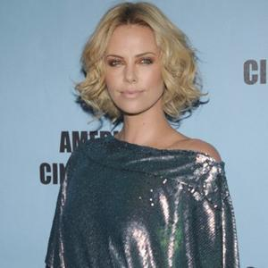 Charlize Theron Single For The First Time