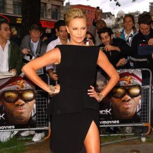 Charlize Theron Was Obsessed With School Friend