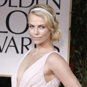 Charlize Theron Likes Cold Weather