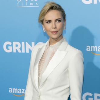 Charlize Theron says Time's Up movement is an 'incredible moment'