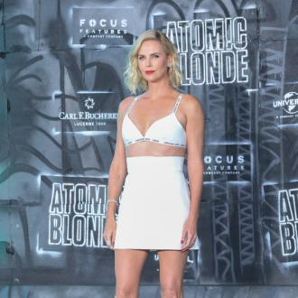 Charlize Theron: I was kissing myself at seven