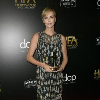 Charlize Theron's weight row