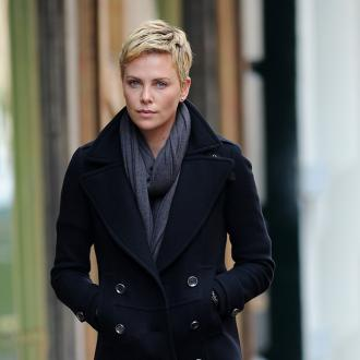 Charlize Theron Has Neck Surgery