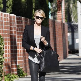 Charlize Theron Hit 'Rock Bottom'