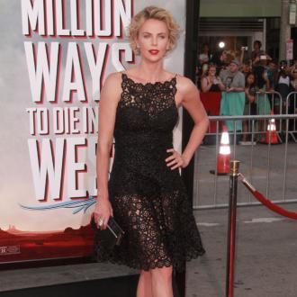 Charlize Theron's Saucy Suggestion To President