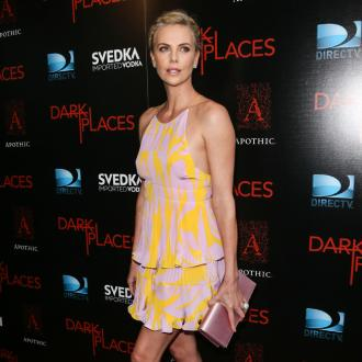 Charlize Theron 'Happy' To Hit 40
