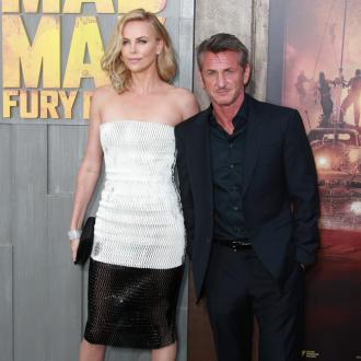 Charlize Theron Films With Sean Penn