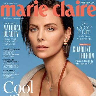 Charlize Theron 'loves' being a mom