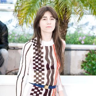 Charlotte Gainsbourg's sister told her not to cover up the dark circles under her eyes