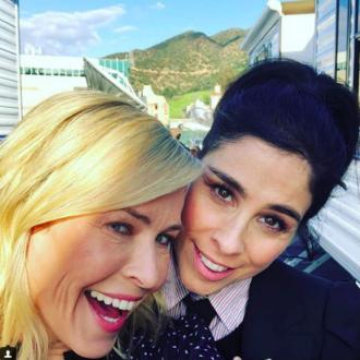 Chelsea Handler was Intimidated by Sarah Silverman