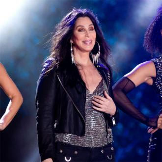 Cher Relaxes After Tough Shows