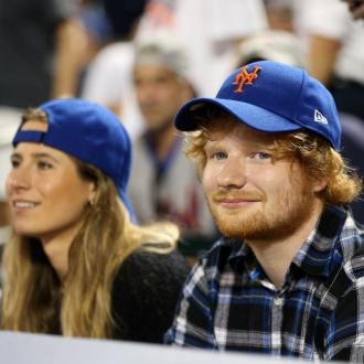 Ed Sheeran gets cats and gets serious with his girlfriend