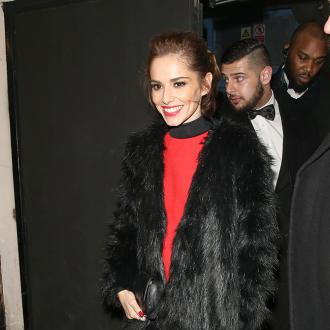 Kimberley Walsh Is Happy Cheryl Is Happy
