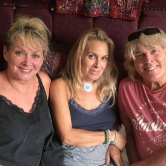 Jay Aston Is Doing 'Brilliantly' Post Op
