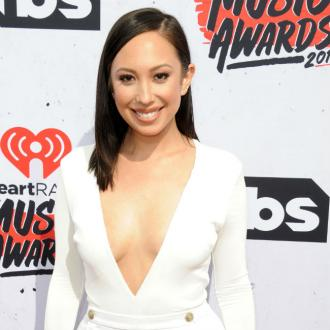 Cheryl Burke and Matthew Lawrence tie the knot