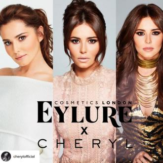 Cheryl Will Be Adding 'New Styles' To Eylure X Cheryl Cosmetics Collection