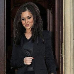 Cheryl Cole's Tears Over Christmas Card