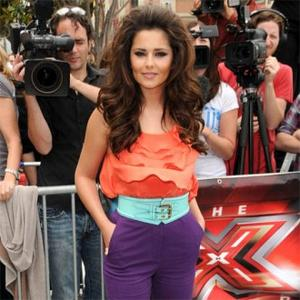Cheryl Cole Loves Big Hair